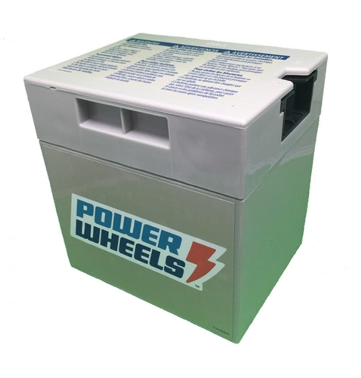 Power Wheels Barbie Kawasaki Kfx Battery