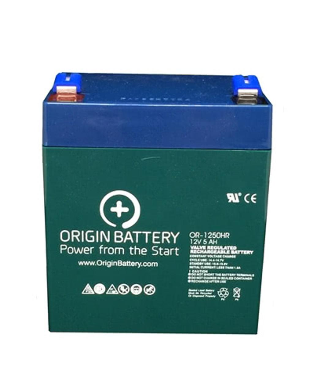 Minuteman 600 Replacement Battery