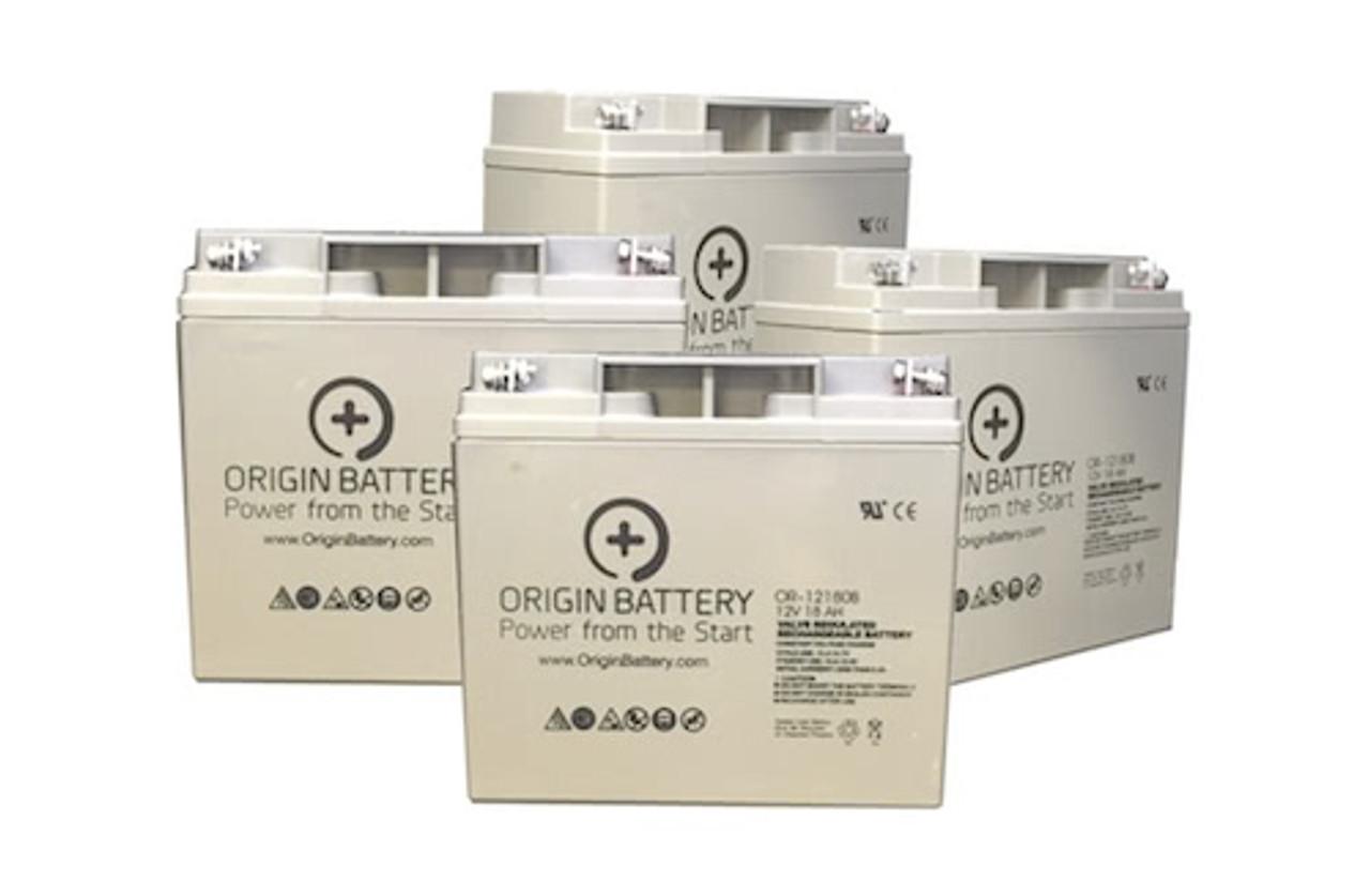 X-Treme XB-600 Battery Replacement Kit | Xb 600 Xtreme Wiring Diagram |  | High-Tech Battery Solutions