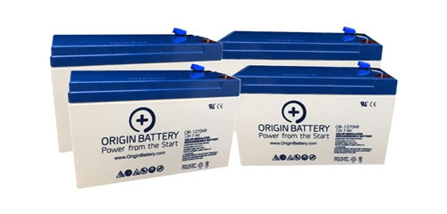 OP1500 Compatible Replacement Battery Set by UPS Battery Center