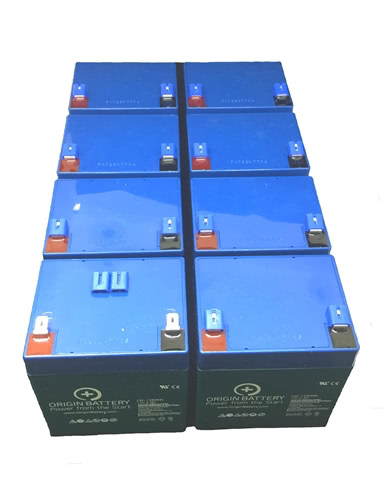 APC DLA2200RMI2U Battery Replacement Kit