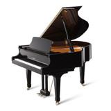 Kawai GX-1 BLAK Series Classic Grand Piano - Snow White Polish