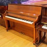 Yamaha P22 Oak Upright Piano