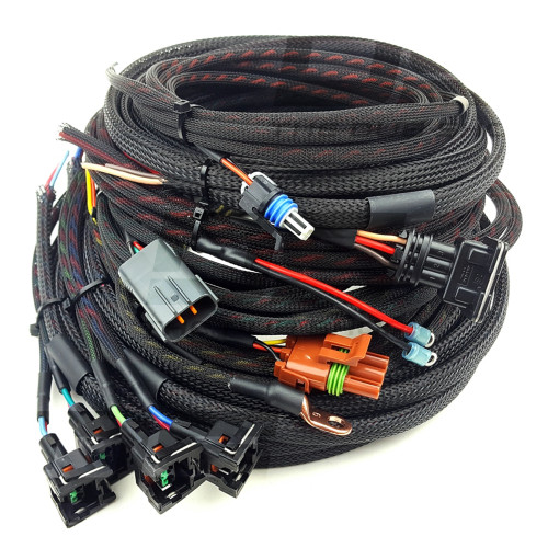 Complete Wire Harness