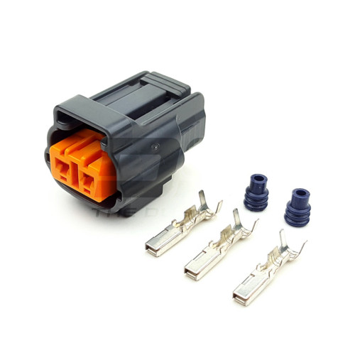 Universal sealed 2 position connector