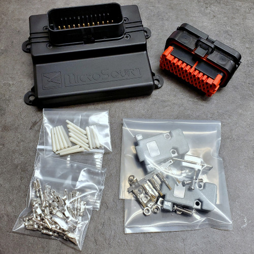 Microsquirt Connector Package