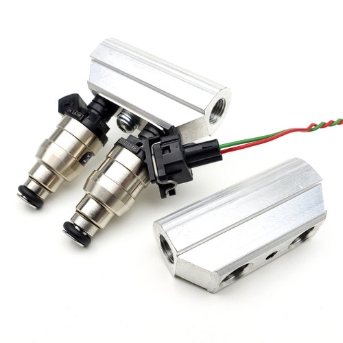 Modified Short CB Fuel Rails
