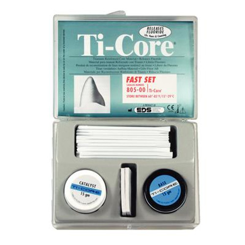 Ti-Core Kit Grey Fast Set