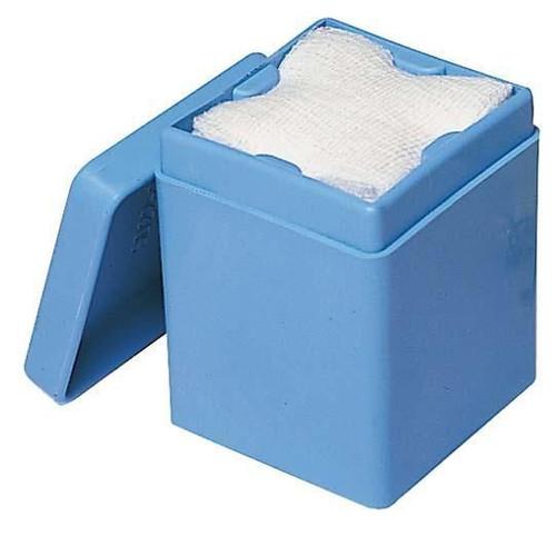 2 x 2 Gauze Dispenser Blue