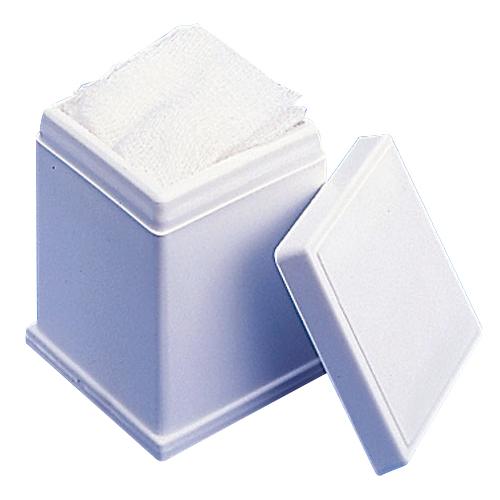 2 x 2 Gauze Dispenser White