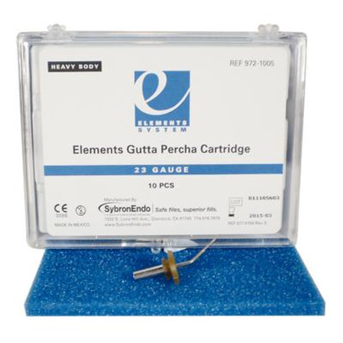 Elements Gutta Percha Heavy Body 10/Pk