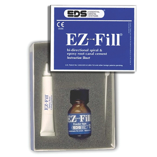 EZ-Fill Epoxy Root Canal Cement Kit
