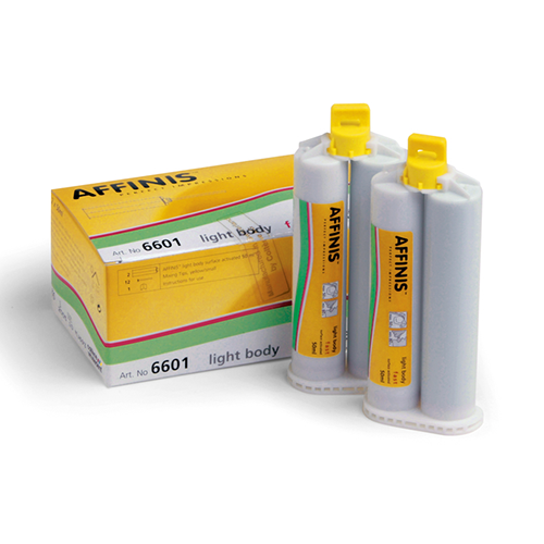 AFFINIS fast light body 2 x 50ml