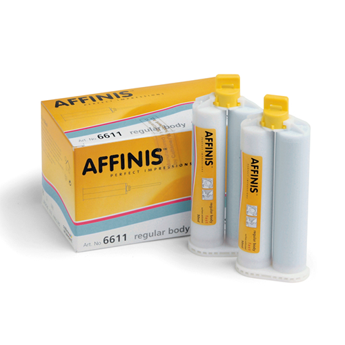 Affinis Regular Body 2 x 50 Fast