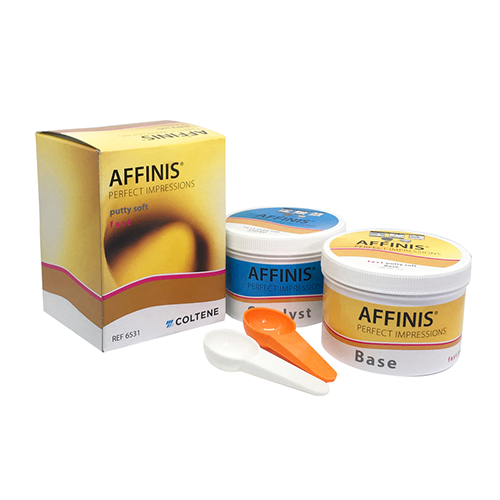 AFFINIS fast putty soft Single Pack
