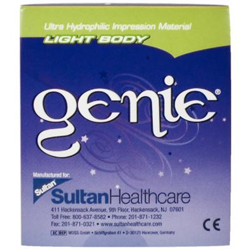 Genie Light Body Rapid Set 2 x 50ml Cartridges & Tips