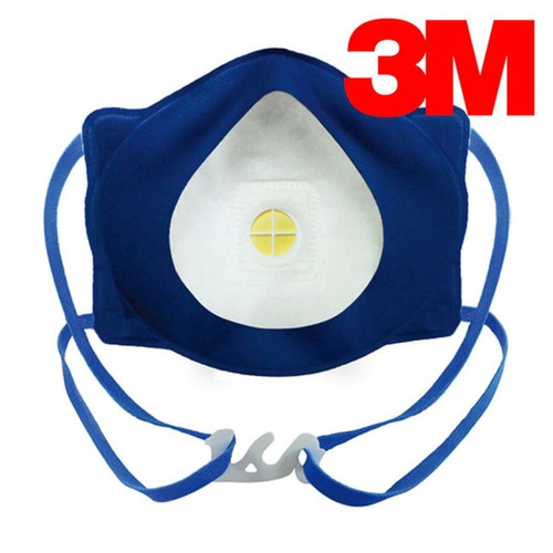 Genuine 3M 8922 N95 Masks with face seal Fabric 10/Pk