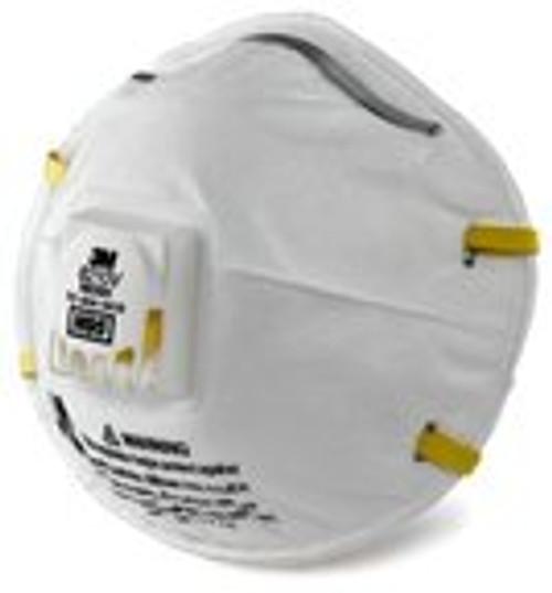 Genuine 3M N95 Masks Model 8210V (10/Pack)
