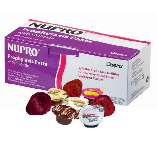 Nupro Paste Cups Fine Mint