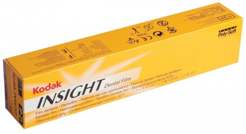 Intra Oral Film IP-21 Insight Adult Size 2