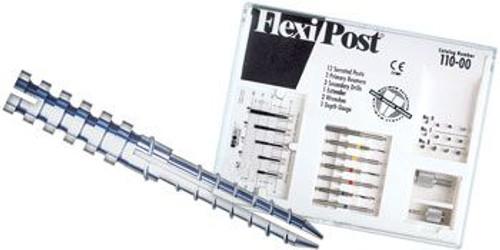 FlexiPost Titanium 145-00 (White) Econo