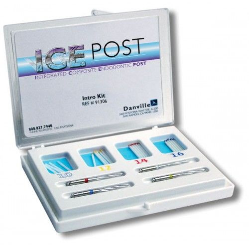 Icepost Refill Blue 1.6mm