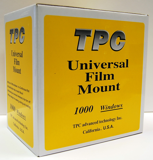 X-RAY Universal Film Mount