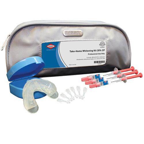 Take-Home Whitening CP Kit 3x1.2ml Syringes