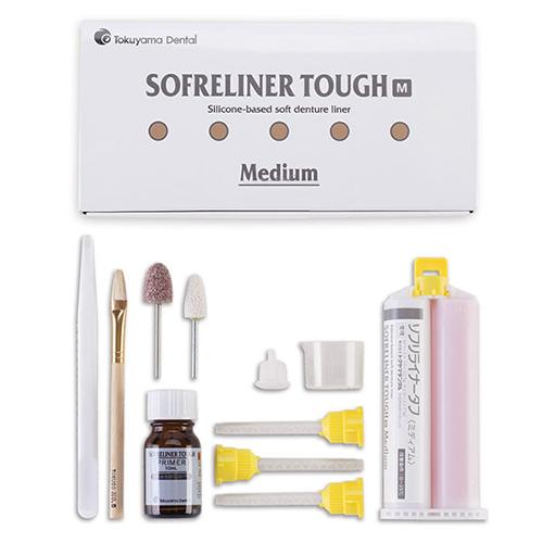 Sofreliner Tough M Kit Medium/Paste