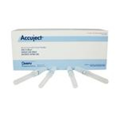 Accuject Needles. 30G X-Short, 12 mm, 100/Pk