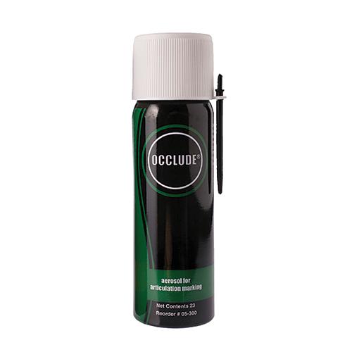 Occlude Green Aerosol (Spray) Indicator Marking Spray 23 Gm