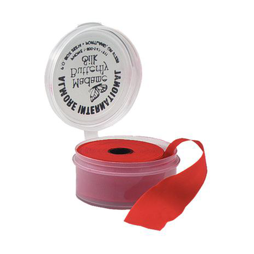 Madame Butterfly Silk Articulating Tape, Red