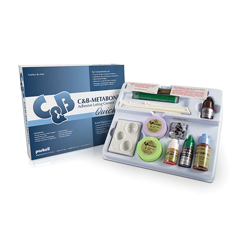 C & B Metabond Quick self-curing Cement System