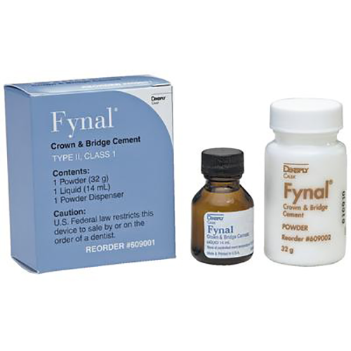 Fynal Cement Kit