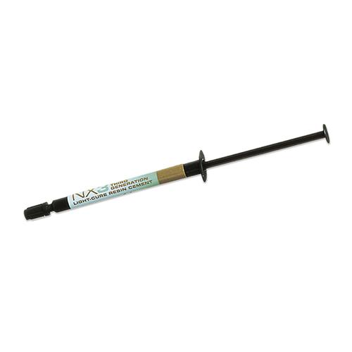NX3 Light Cure Clear Syringe 1.8g Pk