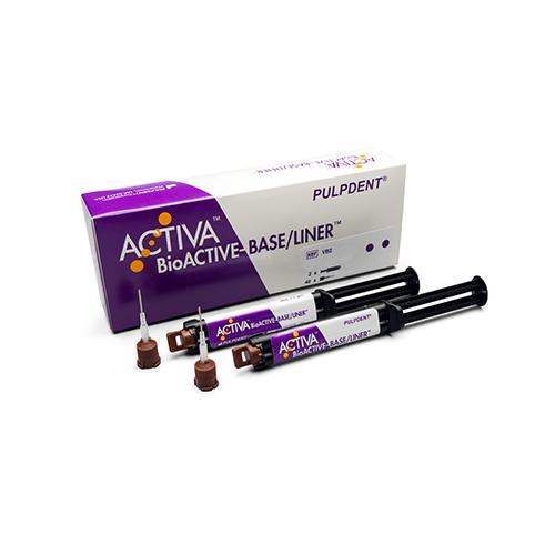 Activa Base/Liner Value Kit 7gm Syringe 2/Pk