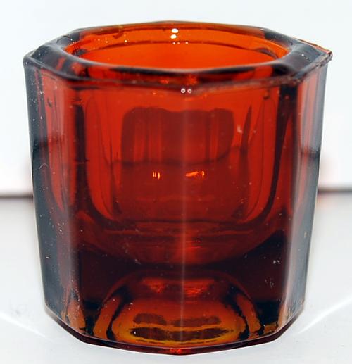Dappen Dish Glass