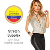 Womens Butt Lifting Leggings High Waisted Thigh Slimmers Tummy Control with body shaper Inside  Push UP Colombian Leggings Angel