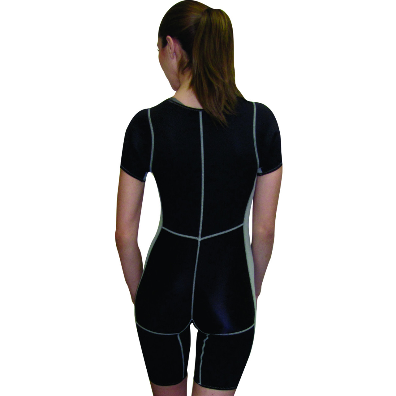 d555ab1feac7a Neoprene Training Body Suit with Sleeves ...