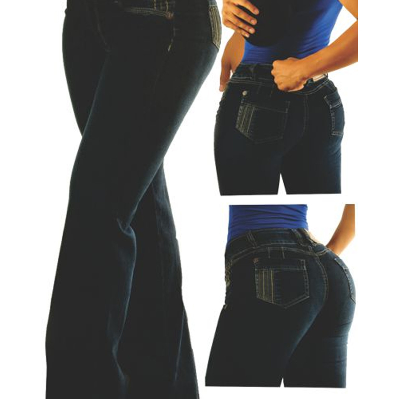 Aranza Women S Push Up Butt Lifting Jeans Colombian Pantalones Colombianos Levanta Cola Jean Mundo Latino