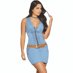 Vestido Reductor Colombiano | Push Up
