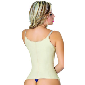 Faja Reductora Colombiana - Waist Cincher Vest Latex