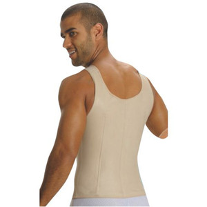 Latex Cincher Trainer Vest Men