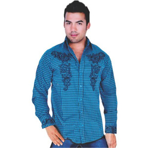 Camisa a Cuadros Royal