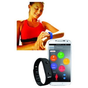 Xtreme Cables XFit Fitness Band for Smartphones