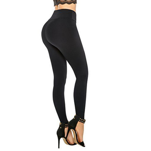 Womens Butt Lifting Leggings High Waisted Thigh Slimmers Tummy Control Push UP Colombian Leggings Levanta Cola Nevada