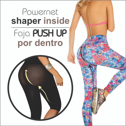 Sports Leggings  Colombiana Valencia
