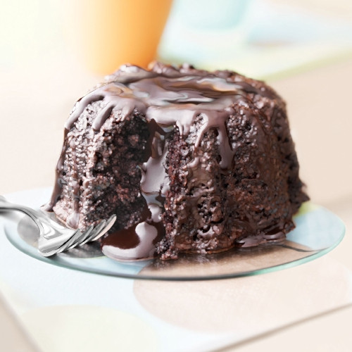Molten Chocolate Bundt Cake (9 Count)