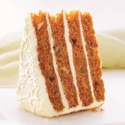 4-Layer Carrot Cake (1 Count)