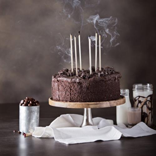 Big Iced Chocolate Cake (1 Count)